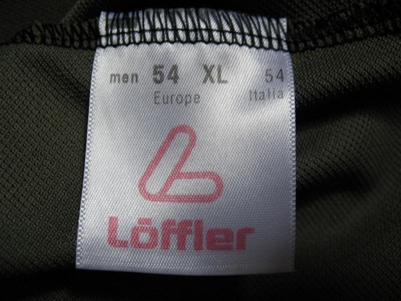 Футболка LOFFLER   (размер XL) - 4