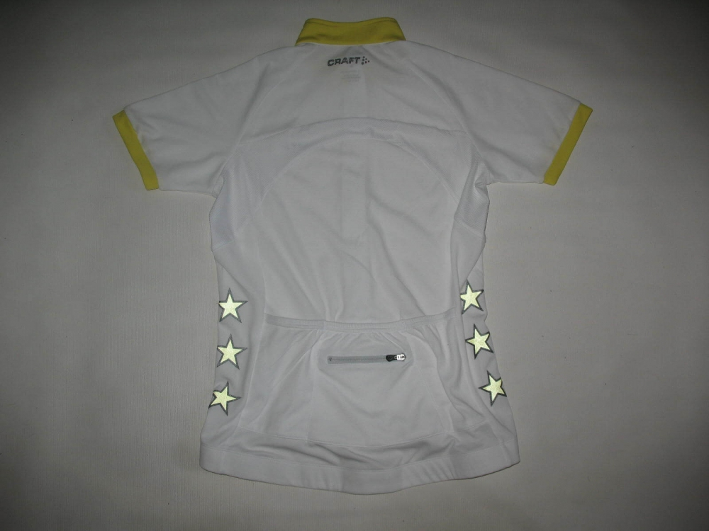 Веломайка CRAFT performance star full-zip jersey lady (размер М) - 2