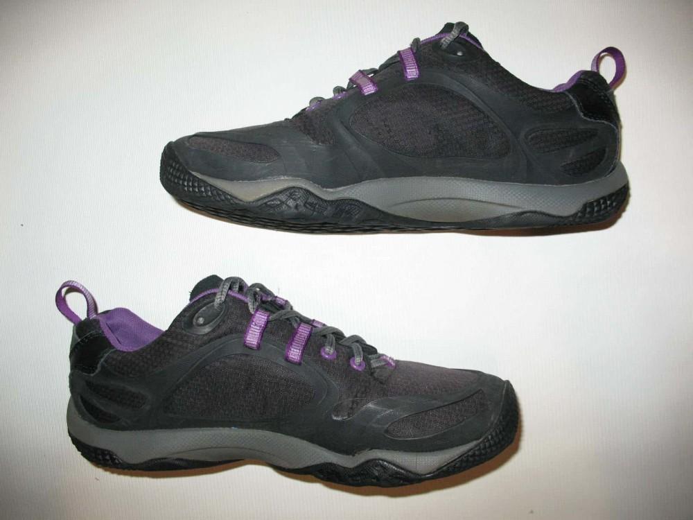 Кроссовки MERRELL proterra gore-tex hiking shoes lady (размер UK5,5/US8/EU38,5(на стопу до   250mm)) - 4