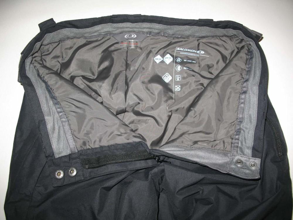 Штаны SALOMON gore-tex ski pants lady (размер 38-M) - 7