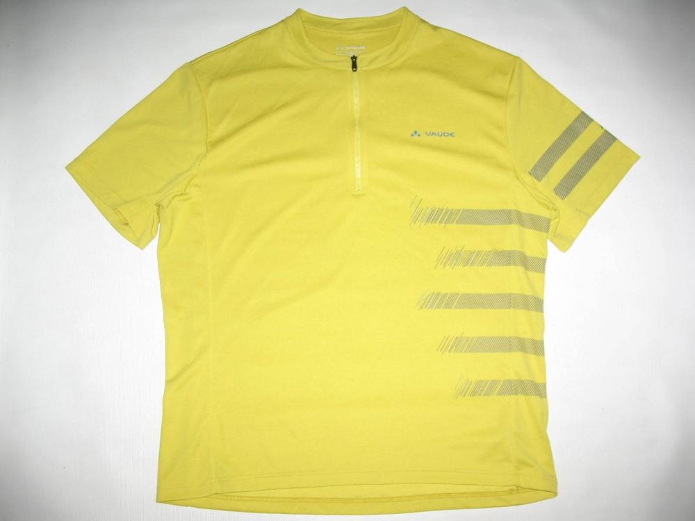 Веломайка VAUDE siros shirt (размер 56/XXL) - 1