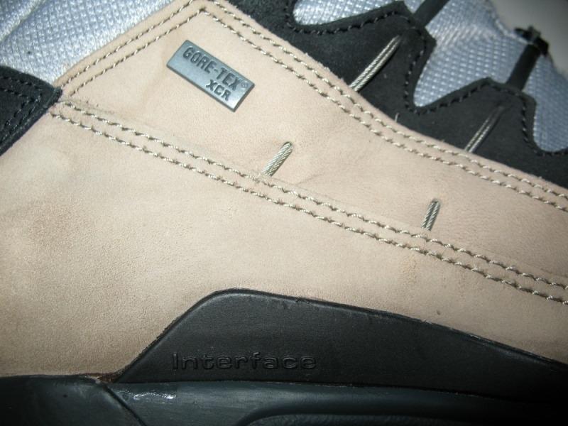 Ботинки RAICHLE fusion mid xcr   (размер US 9/UK8/EU42(на стопу до 270 mm)) - 11
