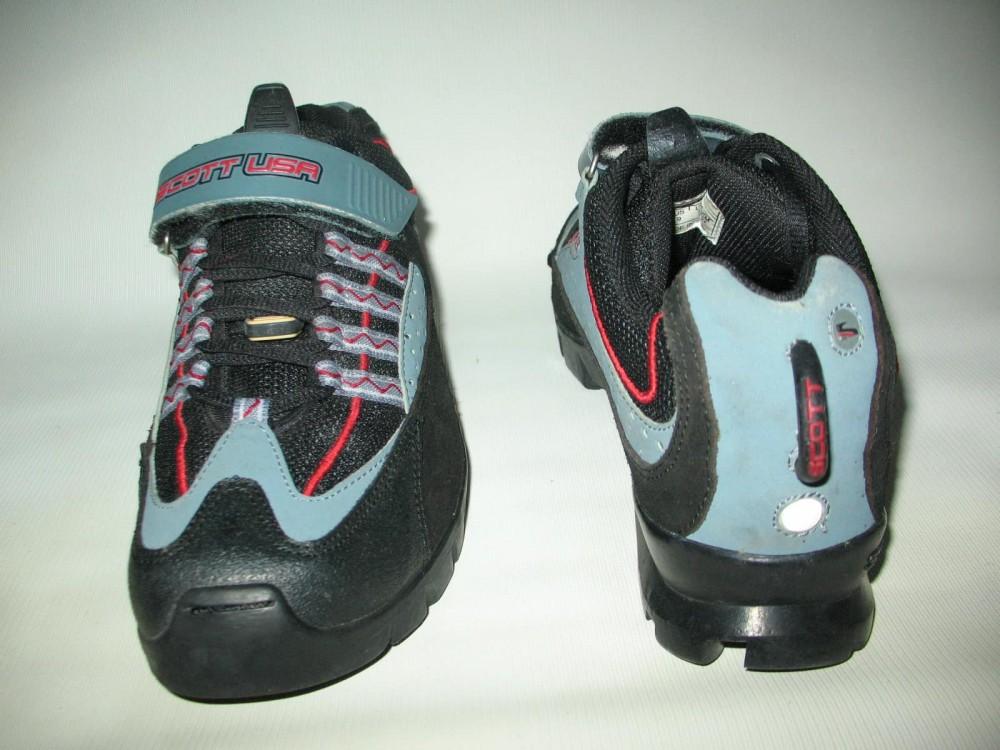 Велотуфли SCOTT vibram mtb bike shoes (размер US9/UK8/EU42(на стопу 265 mm)) - 4