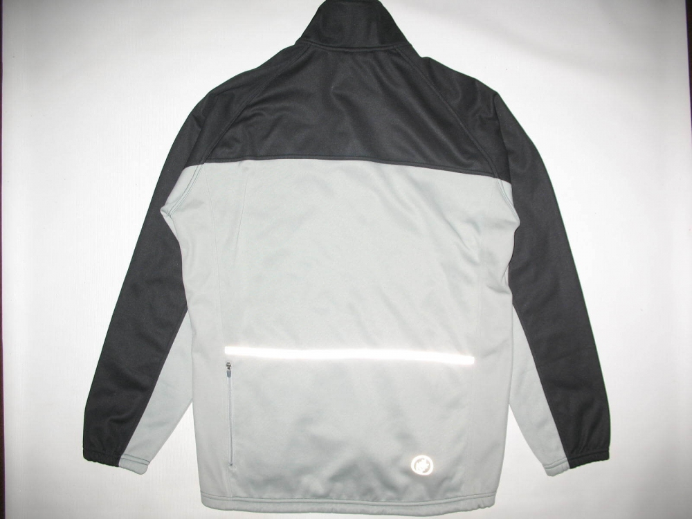Велокуртка CRANE windstopper jacket (размер XL) - 2