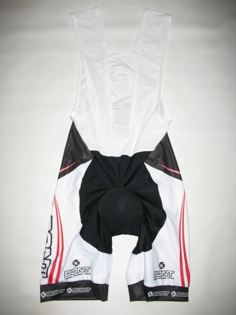 Велошорты+жилет PISSEI BONT bib+vest  (размер 6/XXL) - 6