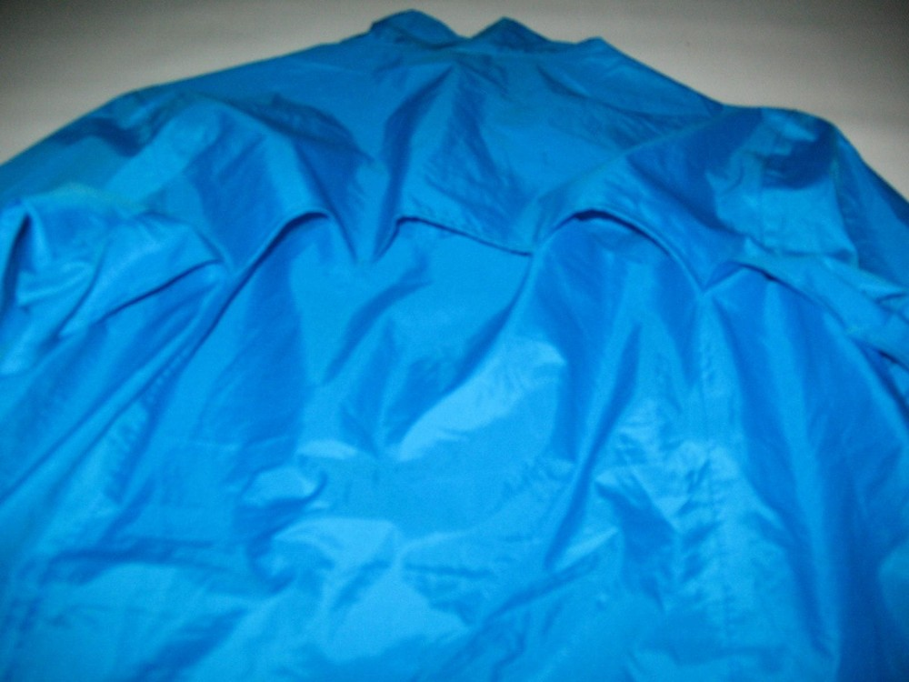 Куртка B'TWIN 300 waterproof cycling jacket (размер S/M) - 9