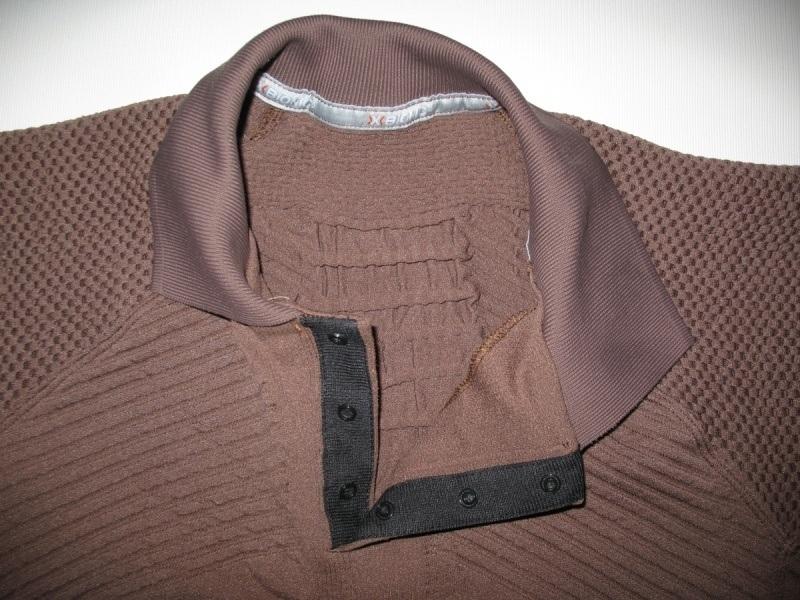 Футболка X-BIONIC outdoor polo shirt 2. 0 (размер L) - 3