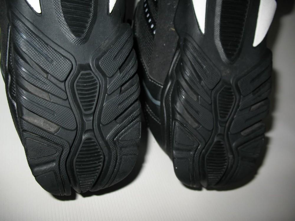 Велотуфли SHIMANO sh-mt32 mtb shoes (размер US10.5/EU45(на стопу до 285 mm)) - 11