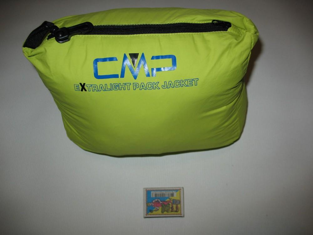 Куртка CMP extralight pack jacket (размер 54/XL) - 8