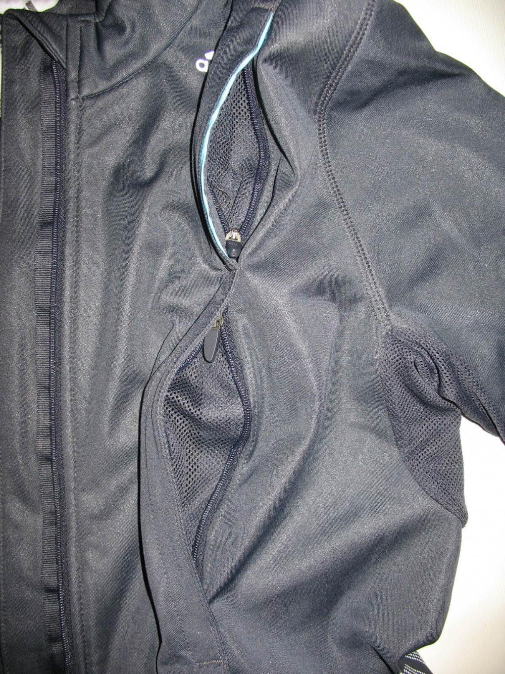 Куртка ADIDAS climaproof windstopper jacket lady (размер М) - 5