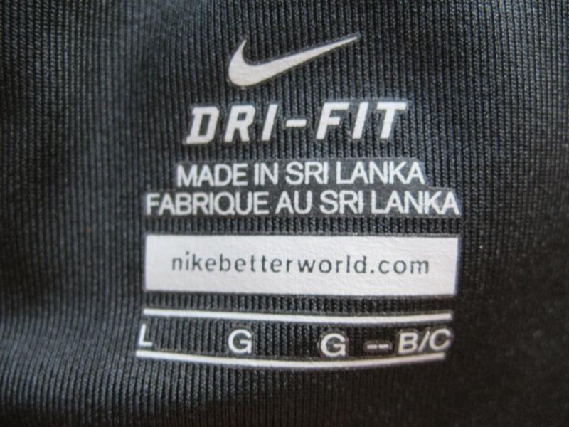 Топ NIKE dri-fit top lady(размер L/M) - 2