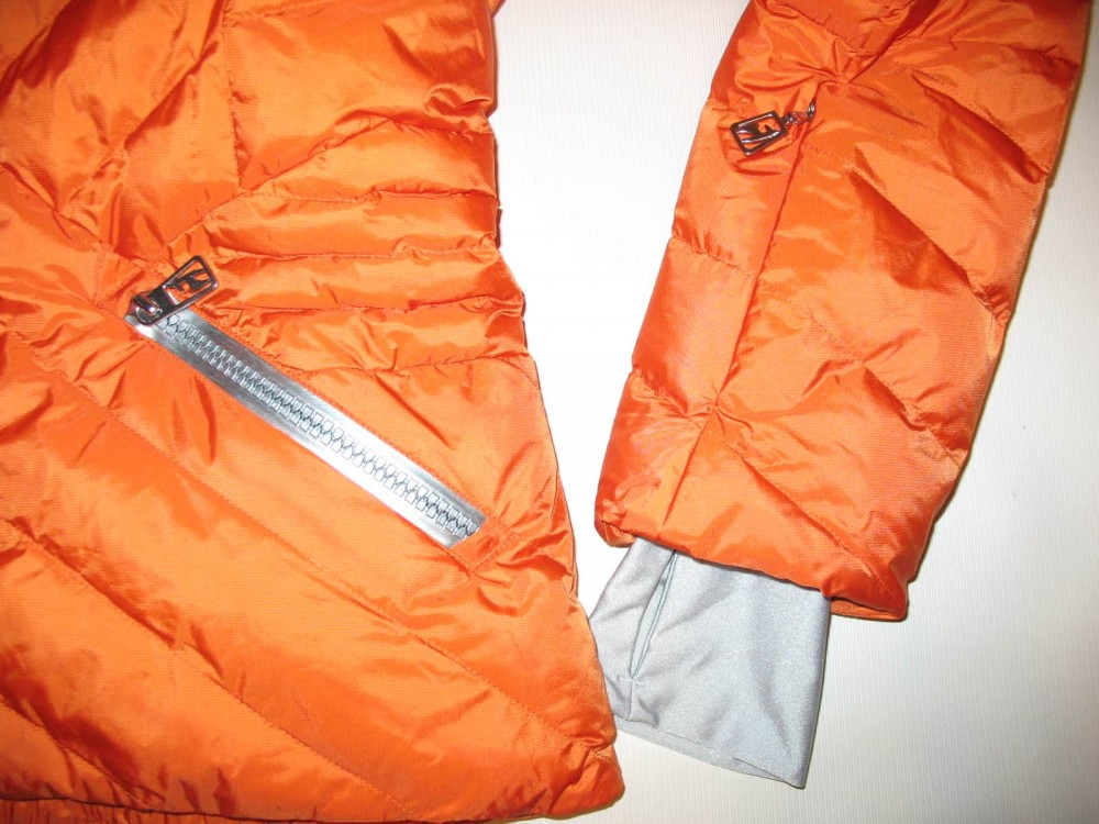 Куртка TONI SAILER clementine quilted ski jacket lady (размер 36/S) - 3