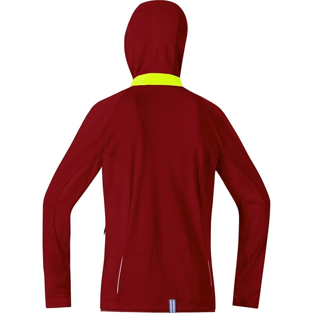 Кофта GORE running wear hooded running jacket (размер XXL) - 1