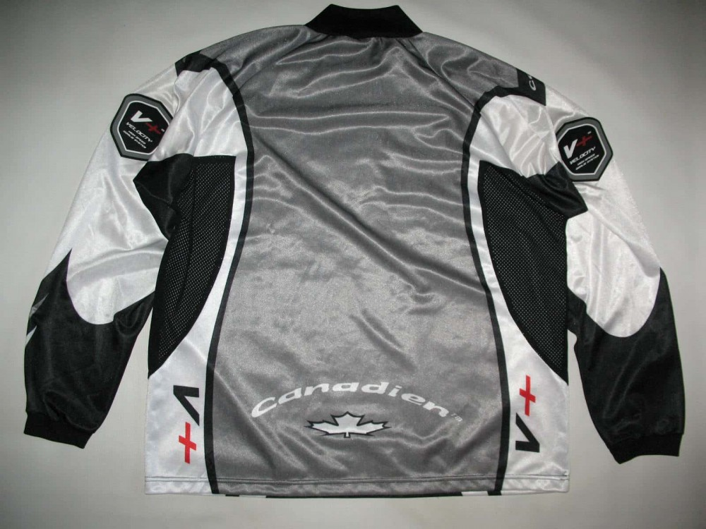 Велоджерси CANADIEN v+ DH bike jersey (размер XL(реально XXL/XXXL)) - 1
