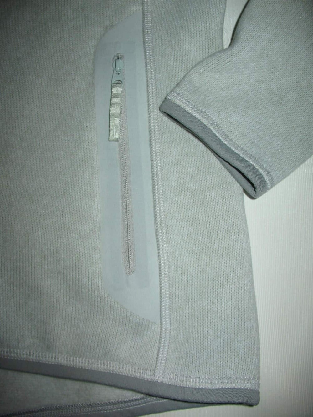 Кофта ARC'TERYX mica fleece jacket lady (размер S) - 7