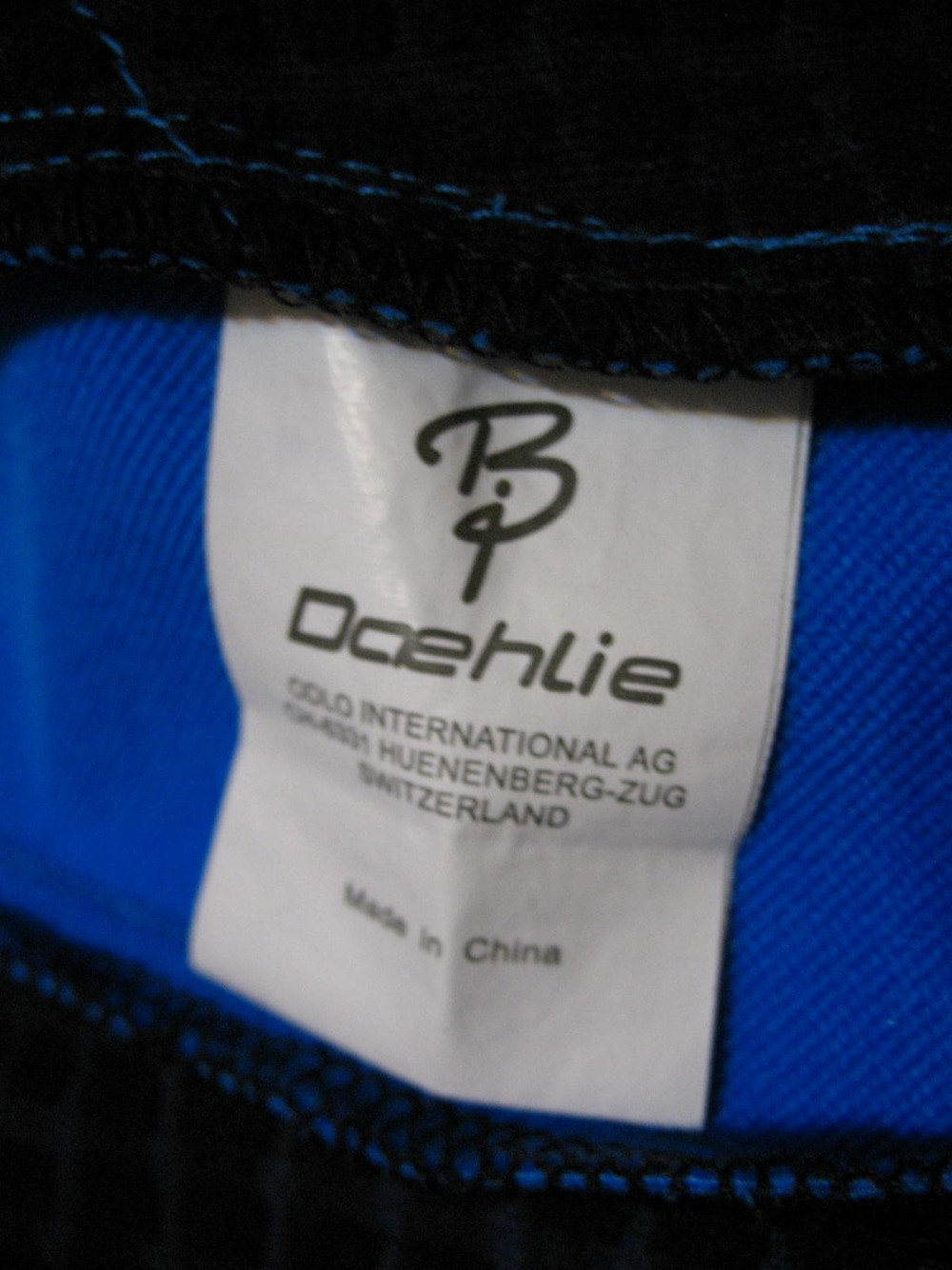Куртка BJORN DAEHLIE by ODLO toko windproof jacket (размер L/XL) - 8