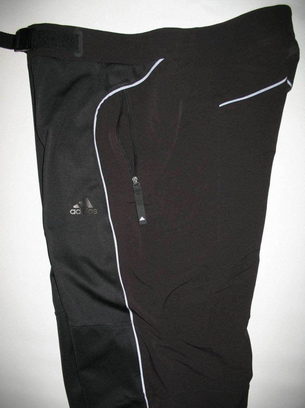Штаны ADIDAS windstopper softshell pants (размер 50/L) - 3