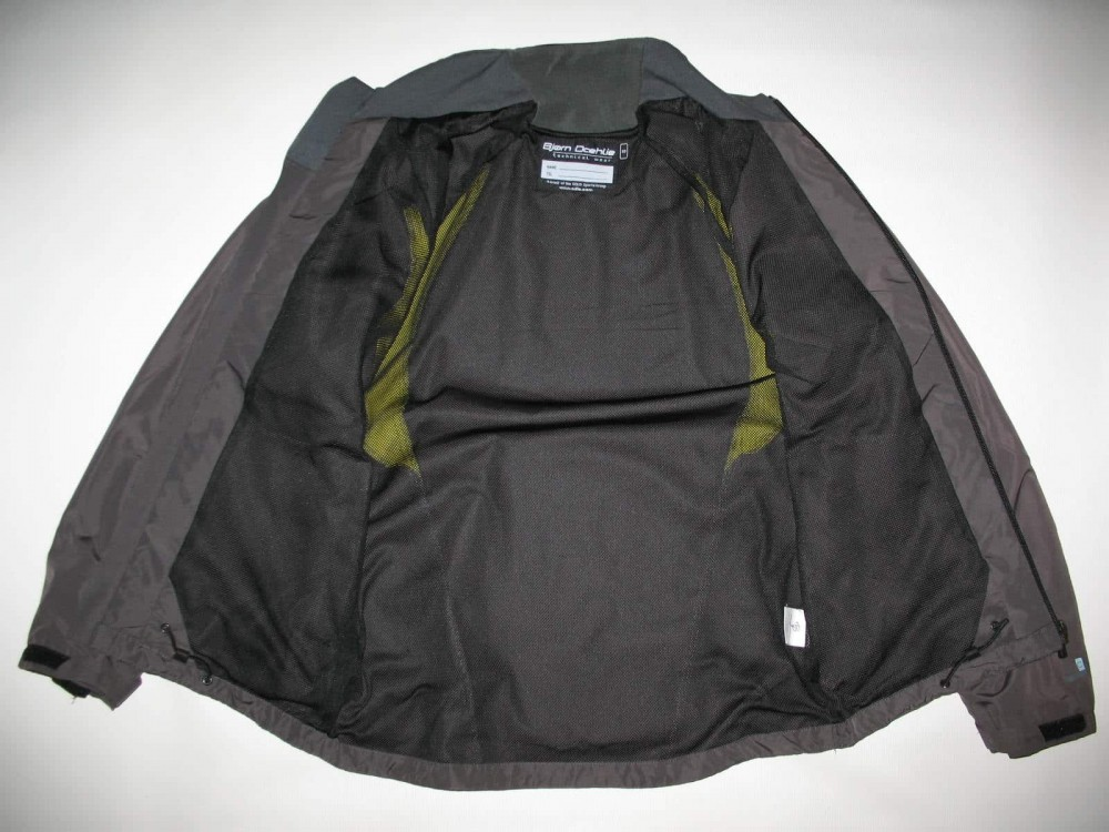 Куртка BJORN DAEHLIE by ODLO logic windproof jacket (размер S/M) - 5