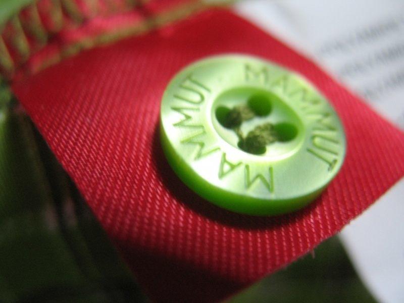 Рубашка MAMMUT shirts green lady  (размер S/M) - 6