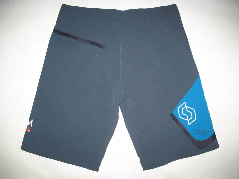 Велошорты SCOTT Trail MTN 10 cycling shorts (размер S) - 2