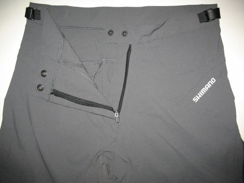 Шорты SHIMANO 3/4 mountain bike shorts lady(размер L) - 5