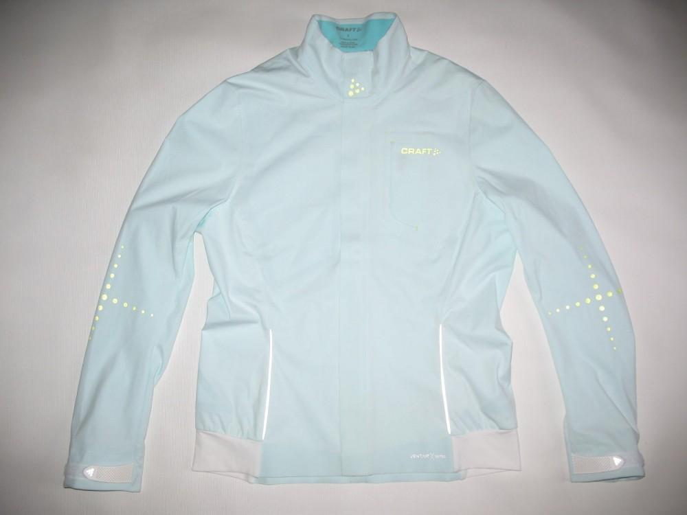 Куртка CRAFT elite run jacket lady (размер L/M) - 3