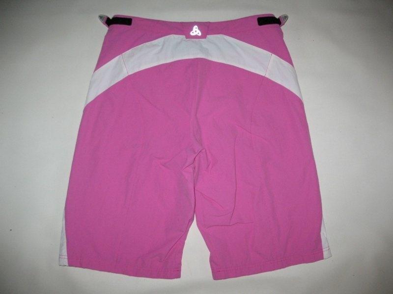 Шорты ODLO bike shorts lady (размер L) - 1