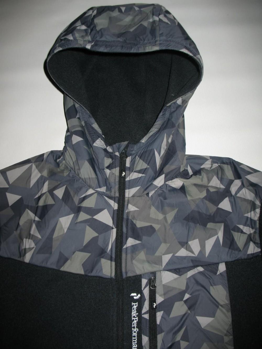 Кофта PEAK PERFOMANCE tebulos fleece hoody (размер XL) - 3