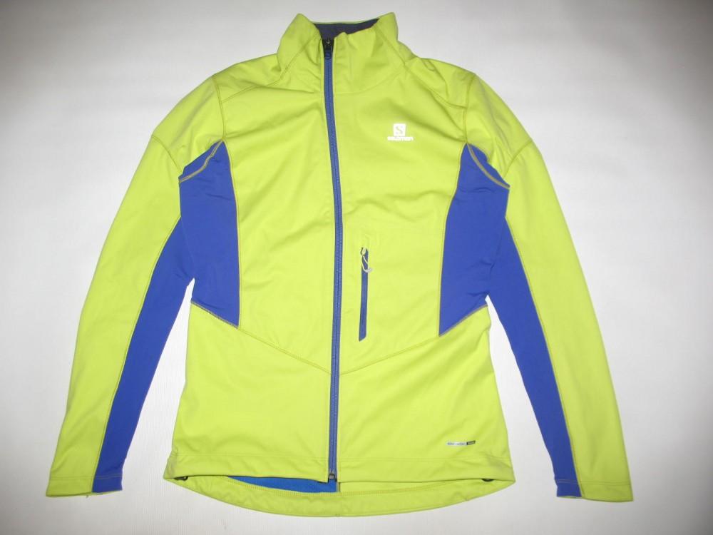 Куртка SALOMON lightning softshell jacket lady (размер S) - 1