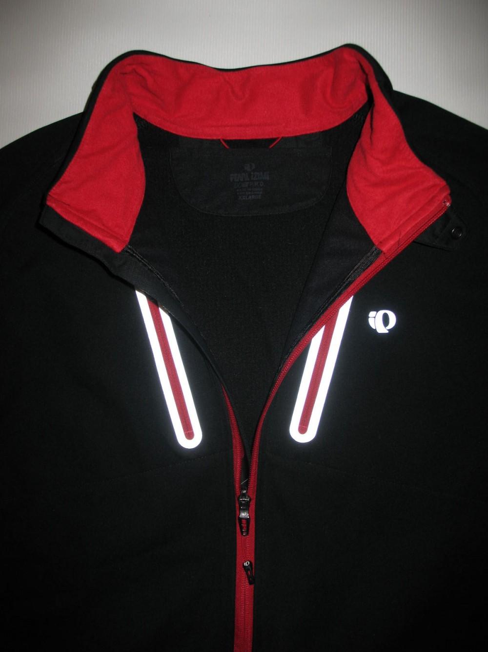 Велокуртка PEARL IZUMI pro softshell jacket (размер XXL) - 7