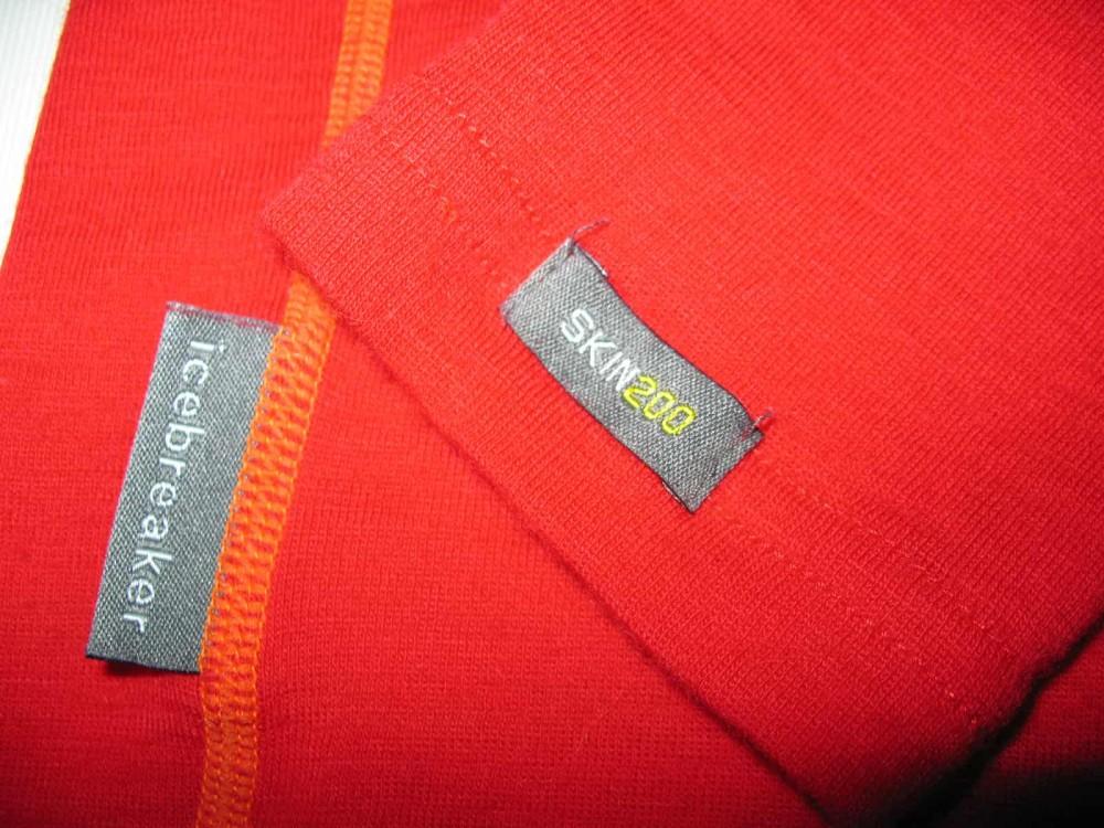 Термобелье ICEBREAKER skin 200 jersey (размер L) - 3