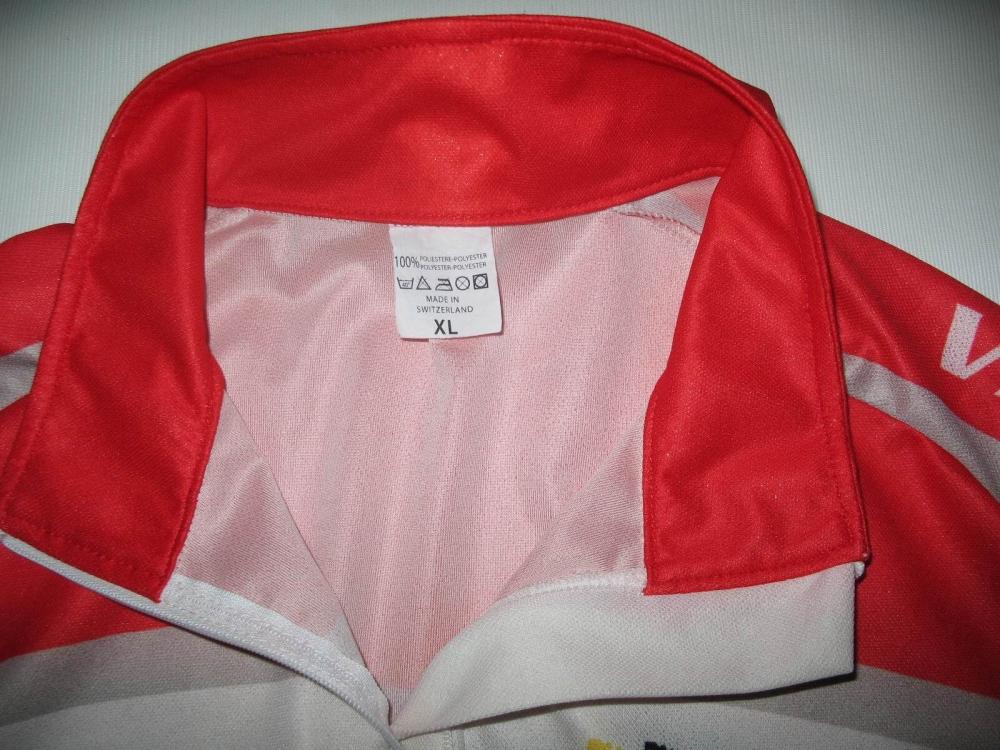 Велокуртка CUORE velofritzen windtex jacket (размер XL) - 2