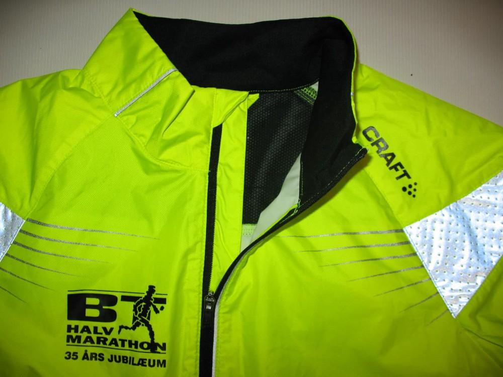 Куртка CRAFT brilliant run jacket lady (размер L) - 3