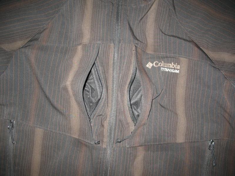 Куртка COLUMBIA tianium omny-shield softshell  (размер XLXXL) - 8