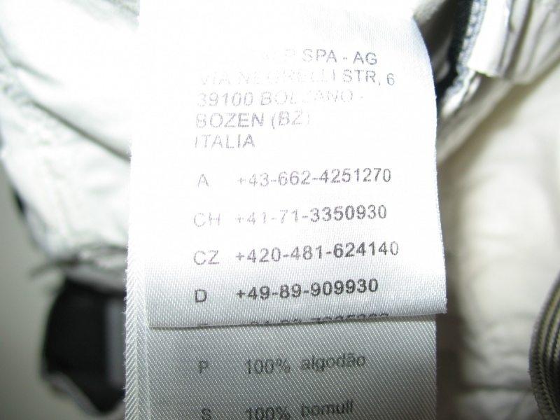 Штаны SALEWA lightbloom 3. 0 La Mano pants lady (размер 36-S/M) - 6