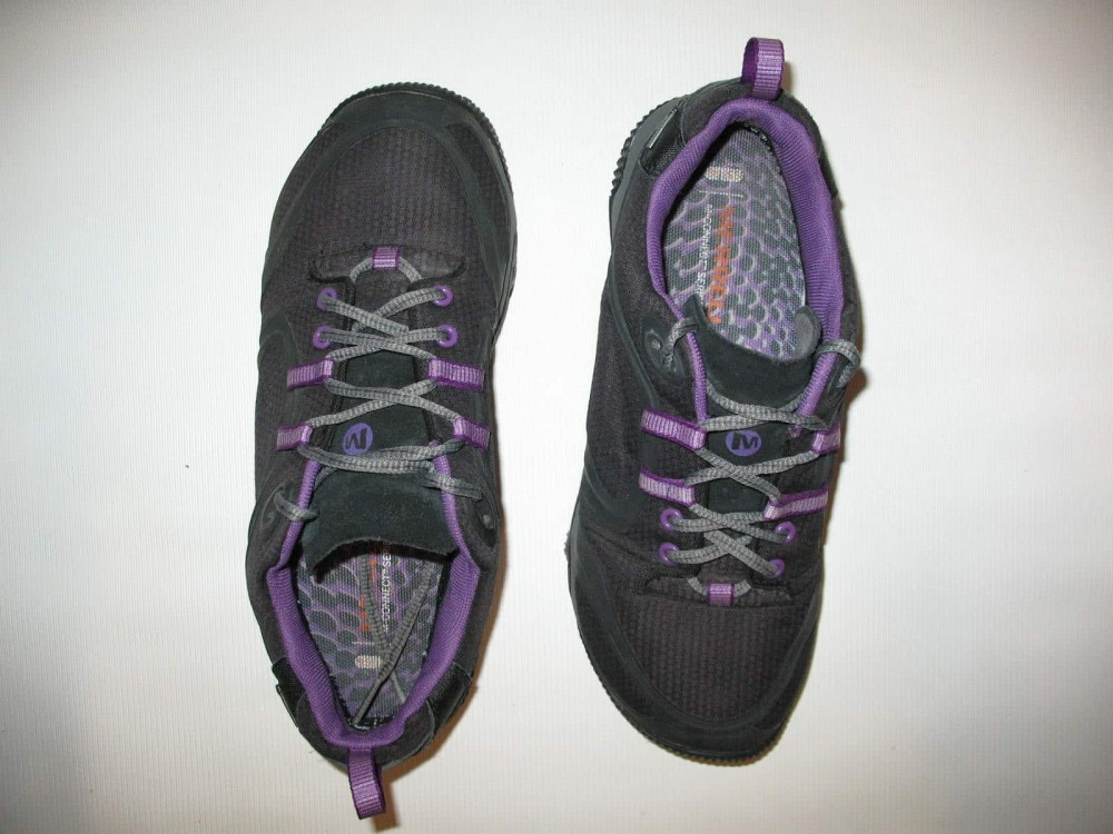Кроссовки MERRELL proterra gore-tex hiking shoes lady (размер UK5,5/US8/EU38,5(на стопу до   250mm)) - 6