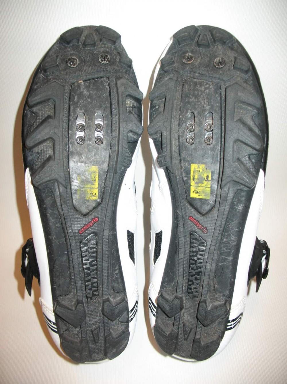 Велотуфли MAVIC razor MTB cycling shoes (размер UK10/US10.5/EU44.5(на стопу до 285 mm)) - 9