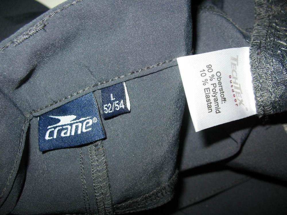 Шорты CRANE bike shorts (размер 52/54-L/XL) - 4