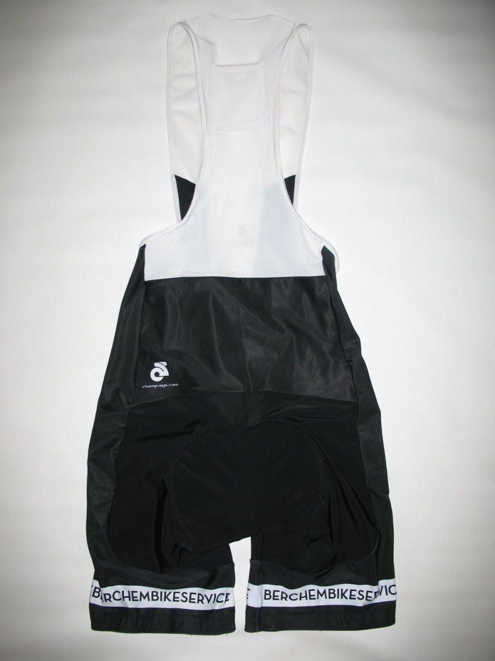 Велошорты CHAMPION SYSTEM bib cycling shorts (размер L) - 2
