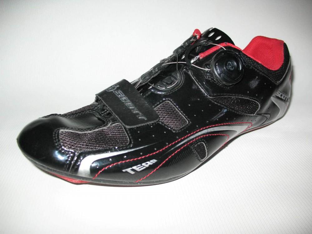Велотуфли SCOTT road team BOA bike shoes (размер EU43(на стопу +-275 mm)) - 3