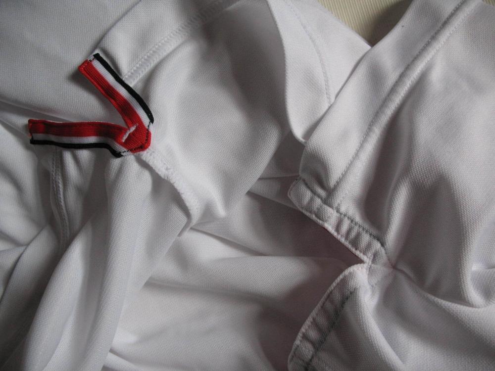 Футболка MIZUNO  Drylite Ice Touch Pique Golf Shirt (размер L) - 9