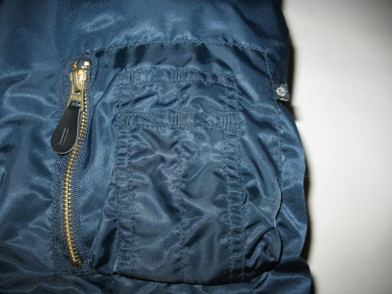 Куртка FOSTEX bomber MA-1 jacket (размер S/M) - 10