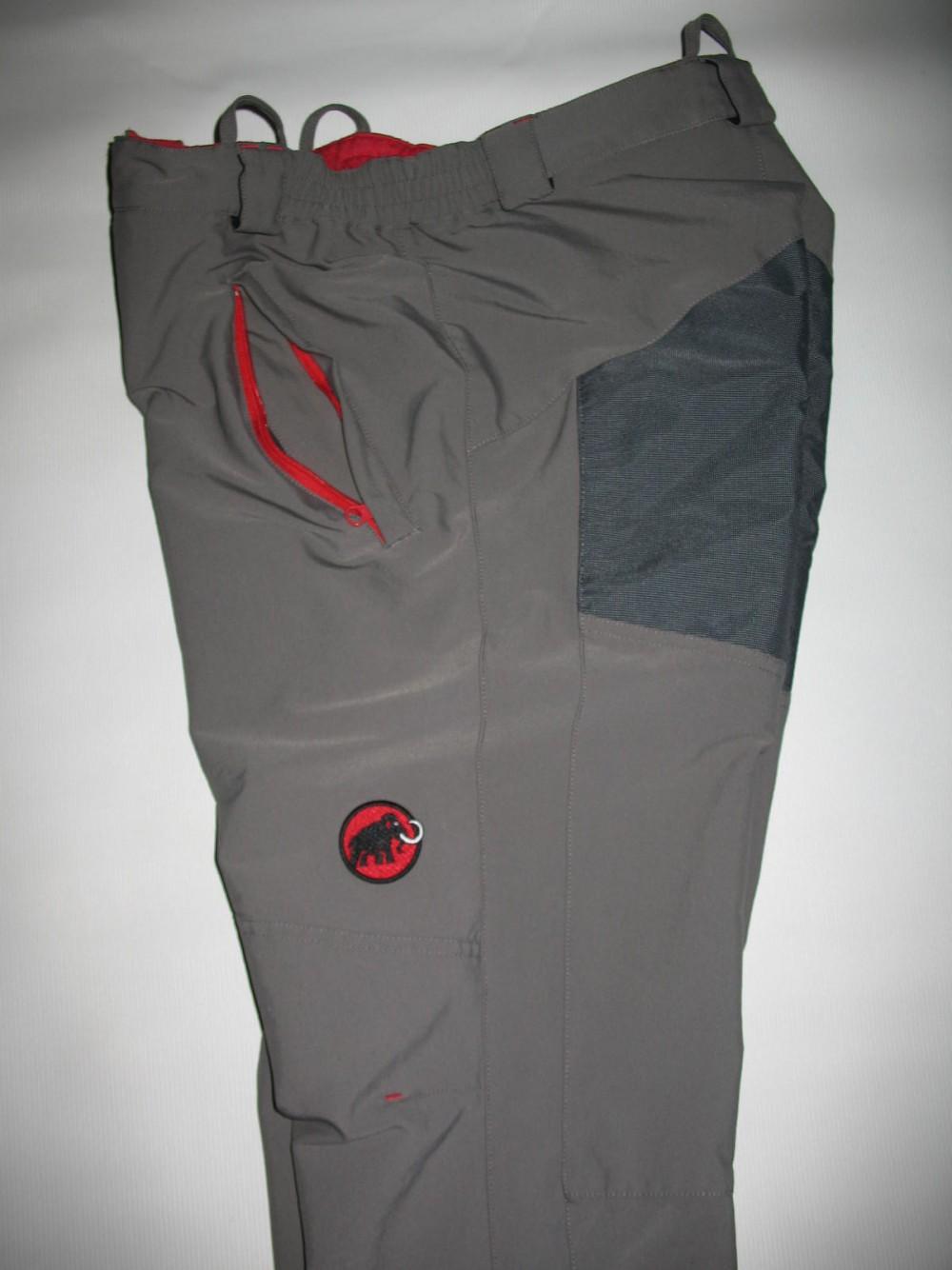 Штаны MAMMUT 3xdry outdoor pants (размер 48-M/L) - 6