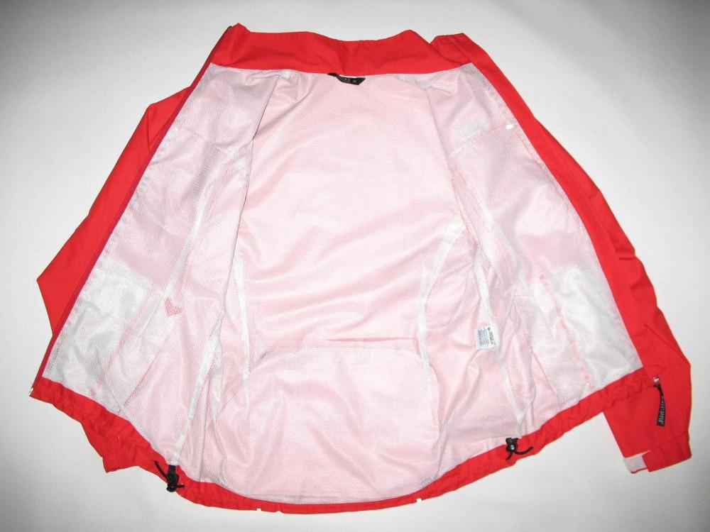 Куртка GORE bike wear 2in1 windstopper red jacket lady (размер 38/M) - 4