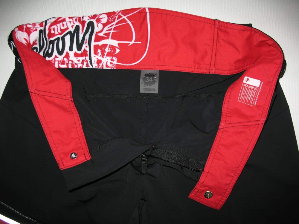 Велошорты QLOOM surf MTB cycling shorts (размер 34/L) - 5