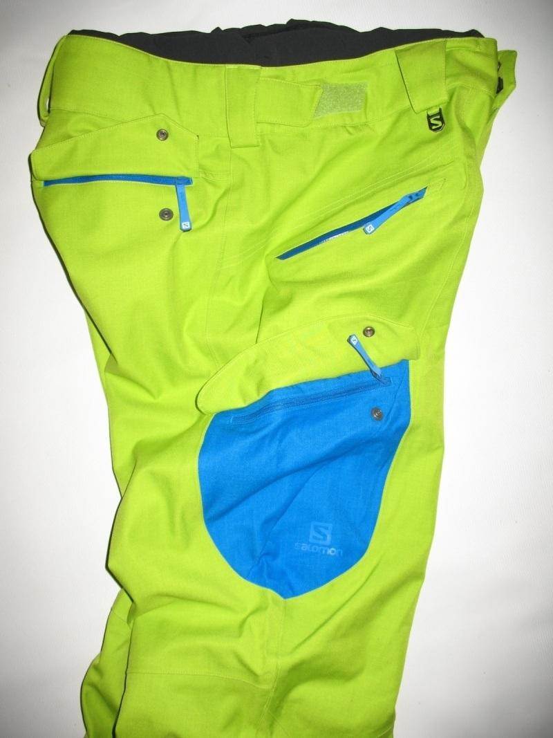Штаны SALOMON Foresight pants  (размер M) - 9
