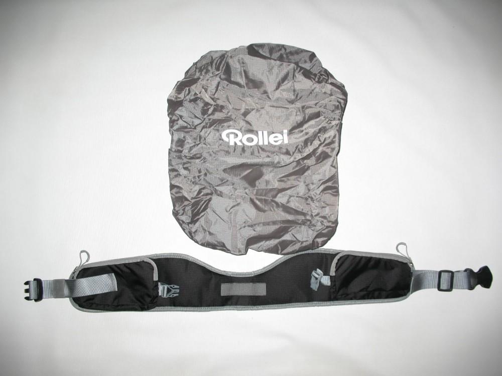 Рюкзак ROLLEI traveler canyon M red - 10