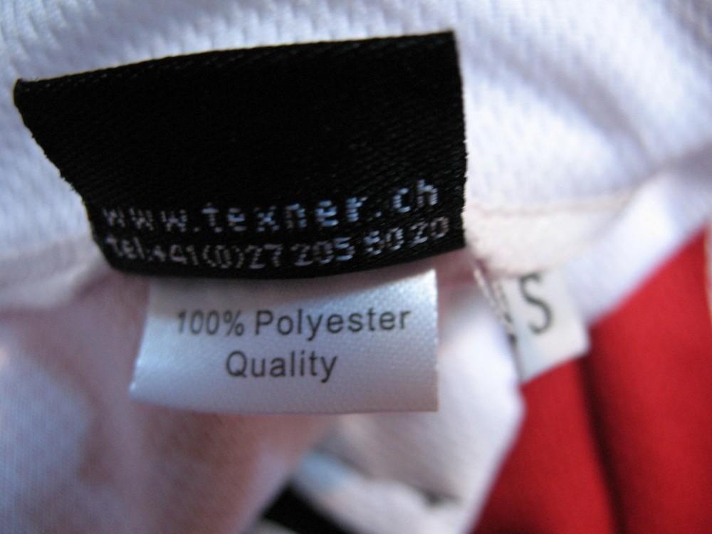 Веломайка TEXNER cyclospottive jersey (размер S) - 3