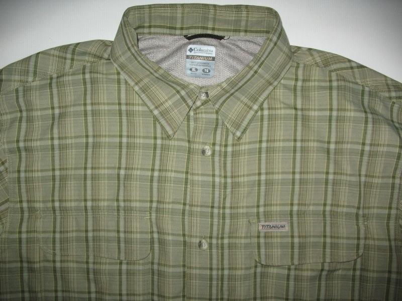Рубашка COLUMBIA tianium shirt (размер XL) - 2