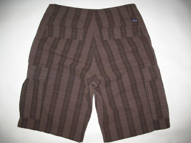Шорты PATAGONIA cargo shorts (размер 30-S/M) - 1